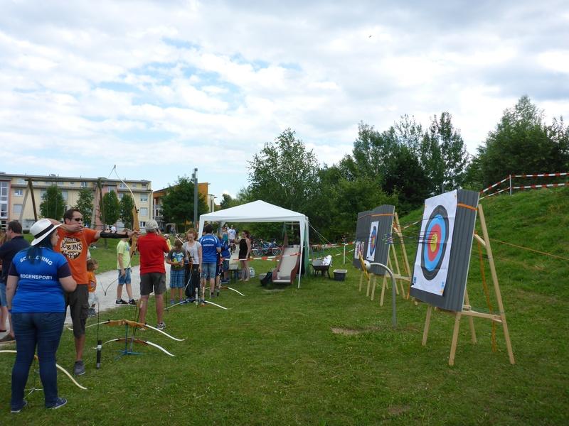 Schnupperschießen Schweigfeldfest 2016 (1)