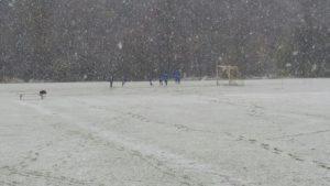 Schneespiel