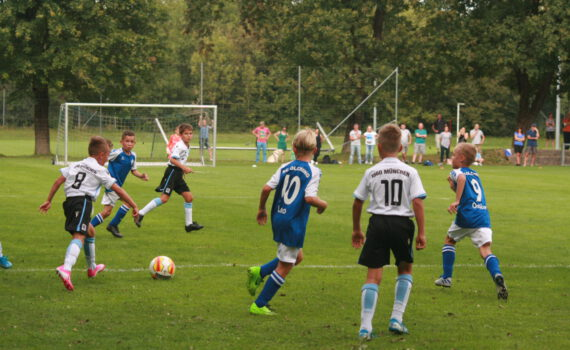 "Ein starker Saisonauftakt – E2 kämpft gegen ""Löwen"""