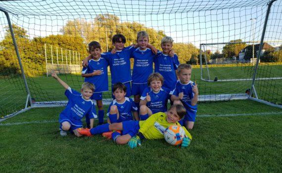2. Sieg im 2. Spiel – F2 auch im Derby gegen TSV Geiselbullach-Neu-Esting erfolgreich